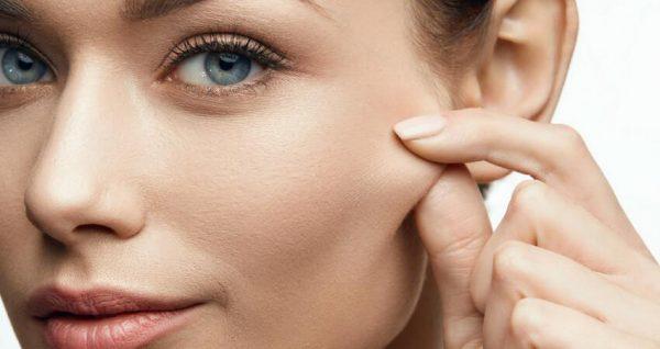 تصویر سفت شدن پوست با دستگاه پلاژن