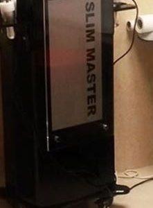 تصویر دستگاه لاغری slim master کویتیشن RF