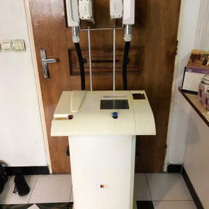 تصویر دستگاه لاغری کرایو دو هندپیس