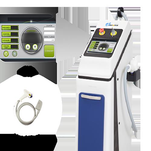 تصویر تعمیر لیزر پزشکی